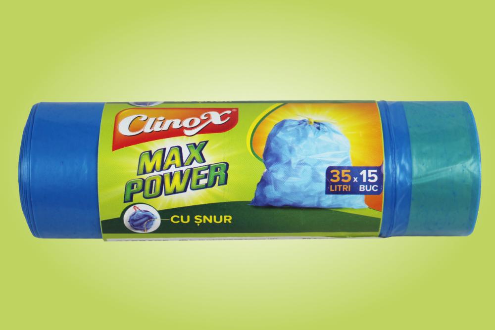 clinox-saci-35L15pcs-cusnur
